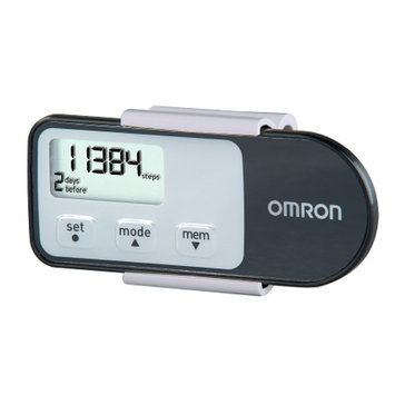 Omron Triaxis Pedometer