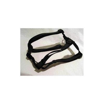 Hamilton Pet Products Adjustable Comfort Dog Harness in Black