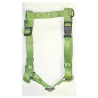 Hamilton Pet Products Adjustable Comfort Dog Harness in Lime