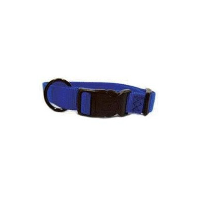 Hamilton Pet Products Adjustable Dog Collar in Blue