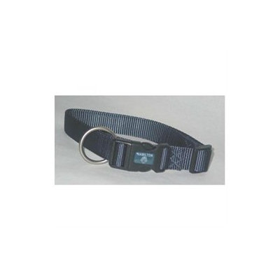 Hamilton Pet Products Adjustable Dog Collar in Gray