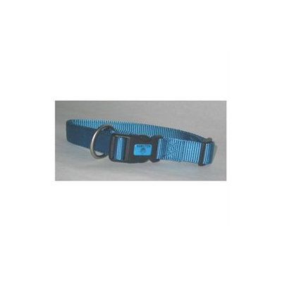 Hamilton Pet Products Adjustable Dog Collar in Ocean