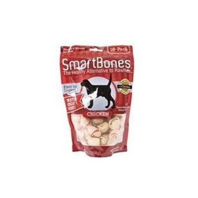 Smart Bone Chicken Bone Sb Chicken Mini 16Pk