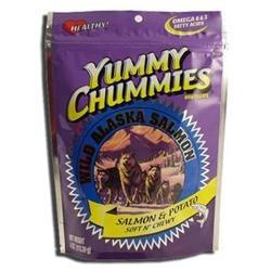 Arctic Paws Yummy Chummies Salmon & Potato - 4 oz