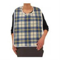 Drive Medical rtl9102 Lifestyle Flannel Bib