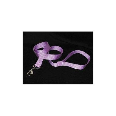 Hamilton Pet Single Thick Nylon With Swivel Lead Lavender 5/8X4