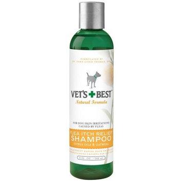 Veterinarians Best Veterinarian's Best Oatmeal Flea Relief Dog Shampoo, 8oz
