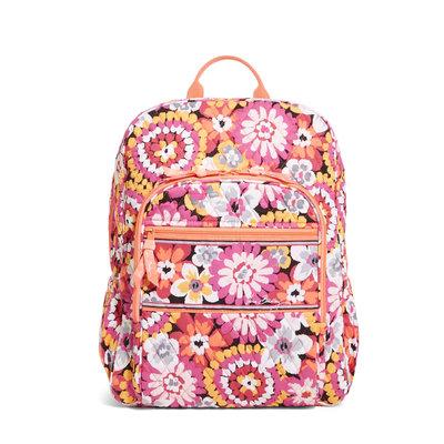 Vera Bradley - Campus Backpack (Pixie Blooms) Backpack Bags