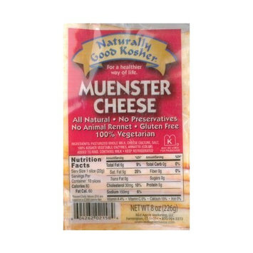 Naturally Good Kosher Sliced Meunster