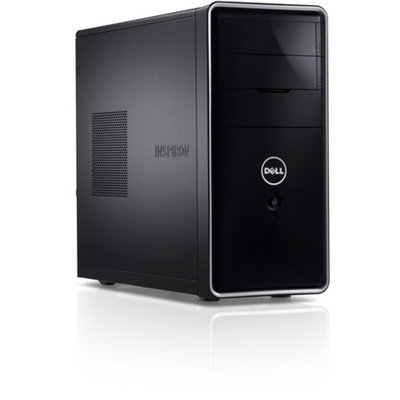 Dell Black Inspiron i660-3036BK Desktop PC with Intel Core i5-3330 Processor, 8GB Memory, 1TB Hard Drive and Windows 8 (Monitor Not Included)