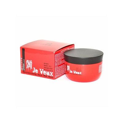 Je Veux Revitalizing Hair Mud Mask for Unisex - 8.45 oz