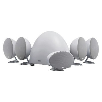 KEF E305 Home Theater System - White (RG6547)