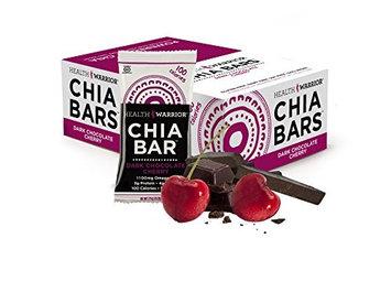 Health Warrior - Chia Bar Dark Chocolate Cherry - 0.88 oz.