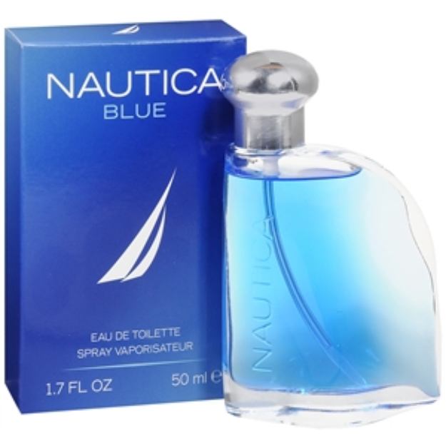 Nautica Blue Men's Eau De Toilette Spray