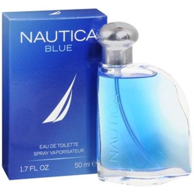 Nautica Blue Men's Eau De Toilette Spray