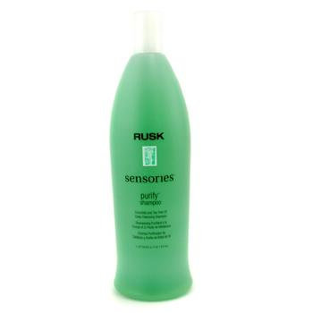 Rusk Sensories Purify Cucurbita & Tea Tree Oil Shampoo
