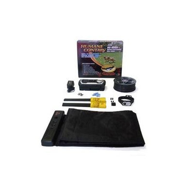 High Tech Pet Products, Inc. Humane Contain Electronic Super Fence Plus Radio Mat