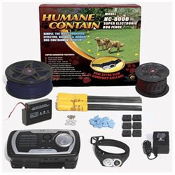 High Tech Pet Products, Inc. Humane Contain Electronic Fence Ultra Value Kit