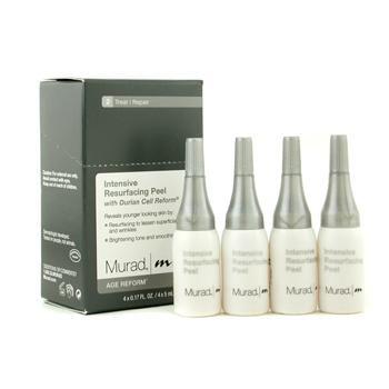 Murad 12508324901 Intensive Resurfacing Peel - 4x5ml-0.17oz
