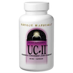 Source Naturals UC-II Collagen, 30 Capsules