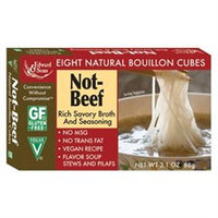 Edward & Sons Not-Beef Bouillon Cubes, 12 pk