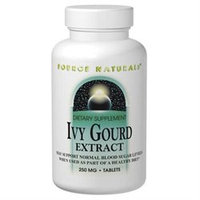 Source Naturals Ivy Gourd Extract 250mg, 120 Tablets
