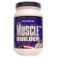 Weider Dynamic Muscle Builder Vanilla 1.19 lb