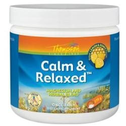 Calm and Relaxed by Thompson Nutritional - 270 Grams