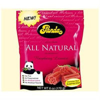 Panda - Licorice Soft Chews Raspberry - 6 oz.
