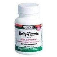 Windmill Daily Vitamin With Beta Carotene Tablets - 100 Ea