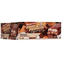 Pure Protein Energy Bars Pure Protein - High Protein Bar S'Mores - 2.75 oz.