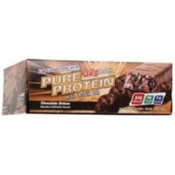 Worldwide Sport Nutrition - Pure Protein Bar Chocolate Deluxe - 2.75 oz.