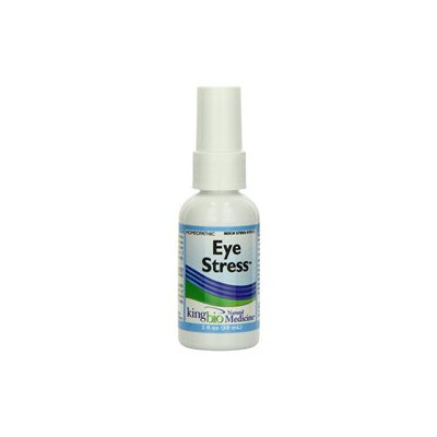 Eye Stress 2oz from King Bio Natural Medicines