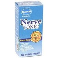 Hylands Combination Nerve Tonic 32 Caplet