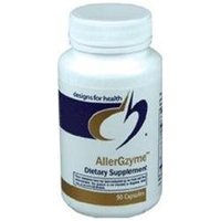 Designs For Health - AllerGzyme - 90 Vegetarian Capsules