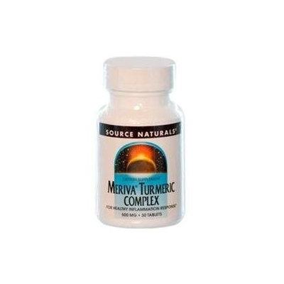 Source Naturals Meriva Turmeric Complex - 500 mg - 30 Tablets