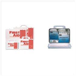 Pac-Kit 579-6420 Weatherproof Steel 25 Person Indus. First Aid K