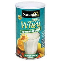 NATURADE Vanilla 100% Whey Protein 12 OZ