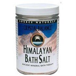 Source Naturals Crystal Balance Himalayan Bath Salt