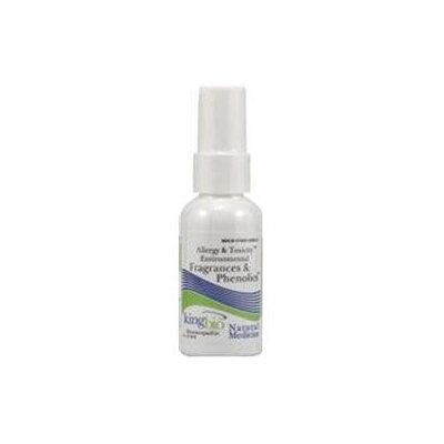 Environmental - Fragrances & Phenolics, 2 oz, King Bio Homeopathic (KingBio)