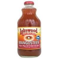 Lakewood 64290 Mangosteen Juice - 1 x 32oz