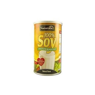100% Soy Protein Natural 16 oz powder from Naturade