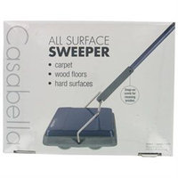 Casabella 28025 All Surface Sweeper, Blue