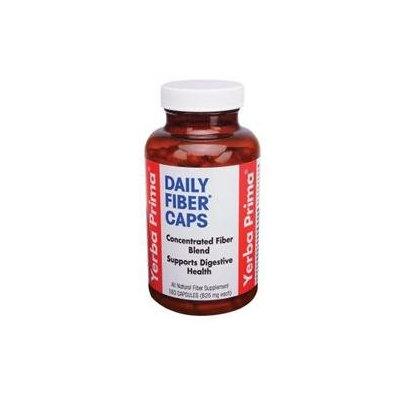 Yerba Prima Daily Fiber Caps, 180 capsules