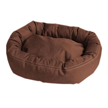 Carolina Pet Company Carolina Pet Co. Brutus Tuff Comfy Cup Oval Pet Bed - 27