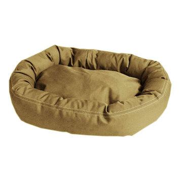 Carolina Pet Company Carolina Pet Co. Brutus Tuff Comfy Cup Oval Pet Bed - 36