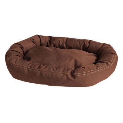 Carolina Pet Company Carolina Pet Co. Brutus Tuff Comfy Cup Oval Pet Bed - 42