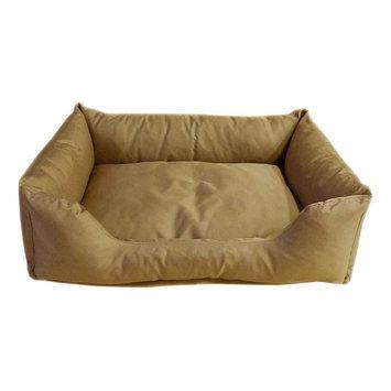 Carolina Pet Company Carolina Pet Co. Brutus Tuff Kuddle Lounge Rectangle Pet Bed - 42