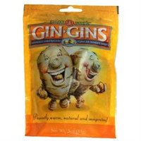 Ginger People Gin-Gins Hard Candy - 3 oz