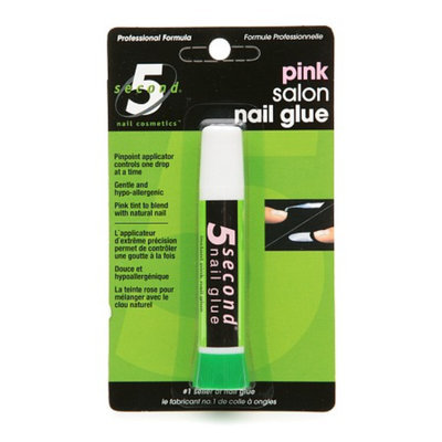 5 Second Salon Nail Glue